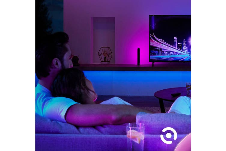 Philips Hue White and Colour Ambiance LightStrip 1m Extension Bluetooth