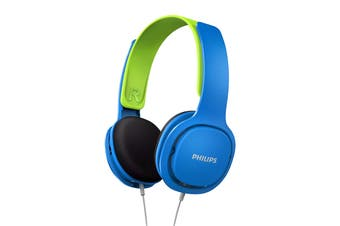 Philips Kids Headphones SHK2000BL (Blue)