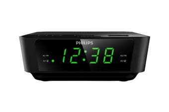 Philips Digital Tuning Clock Radio (AJ3116)