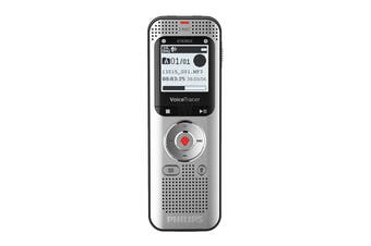 Philips VoiceTracer 8GB Audio Recorder (DVT2050)