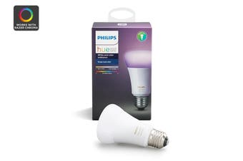 Philips Hue White and Colour Ambiance Starter Kit E27