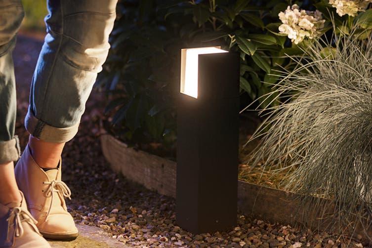 Philips Hue Outdoor Fuzo Pedestal Light
