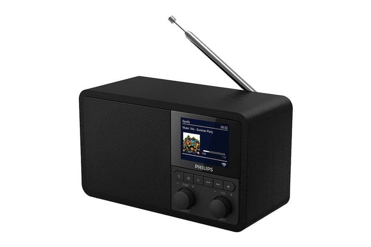 Philips Internet Clock Radio (TAPR802)