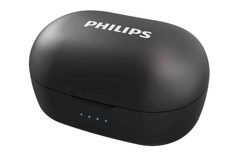 Philips True Wireless In-Ear Headphones Black (TAT2205)