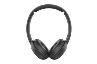 Philips Upbeat Wireless Headphones Black (TAUH202)