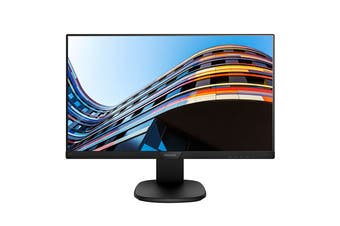 "Philips 24"" Full HD 1920x1080 Monitor with SoftBlue Technology (243S7EJMB)"
