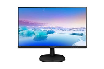 Philips 23.8'' Full HD 1920x1080 16:9 IPS monitor (243V7QJAB)