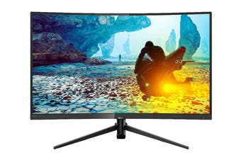 "Philips 32"" 16:9 1920 x 1080 FHD Curved Monitor (322M7C)"