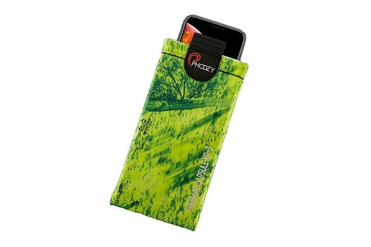 Phoozy XP-3 Realtree Fishing Mahi Green Protector Case for Smartphones - Plus (PHO009)