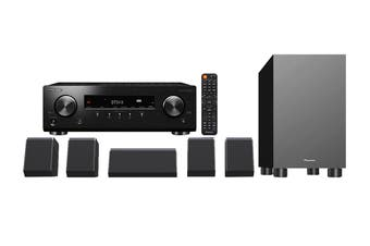 Pioneer 5.1 AV Receiver and Speaker Package (HTP076)