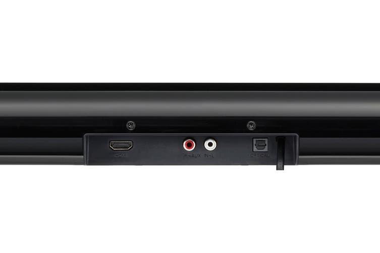 Pioneer 2.1 Channel 60W Soundbar with 85W Wireless Subwoofer - Black (SBX301)