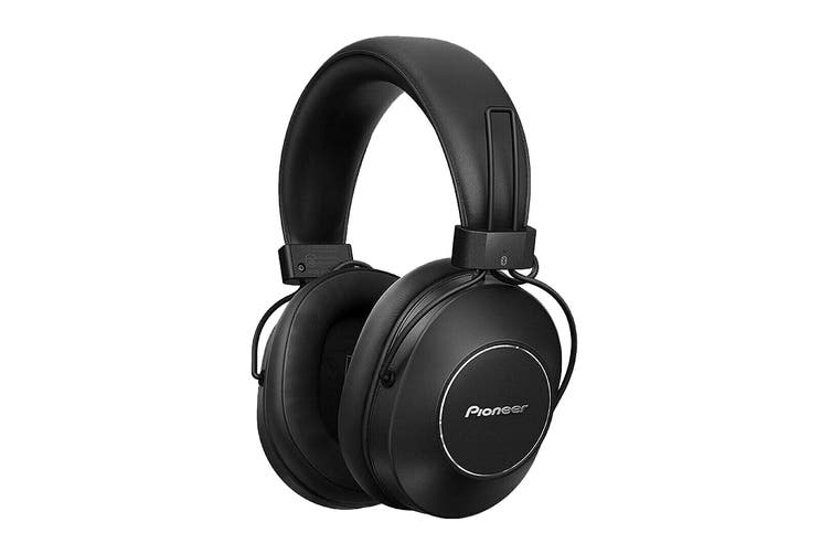Pioneer Over-Ear Noise Cancelling Bluetooth Headphones - Black (SEMS9BNB)