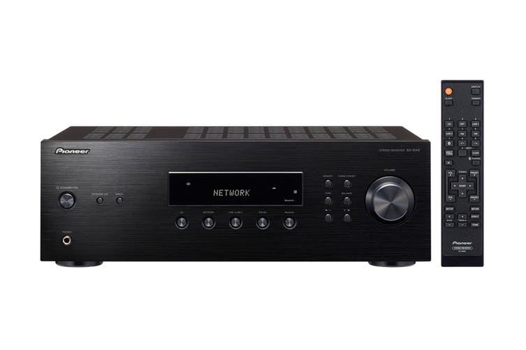Pioneer Stereo Amplifier - Black (SX10AE)