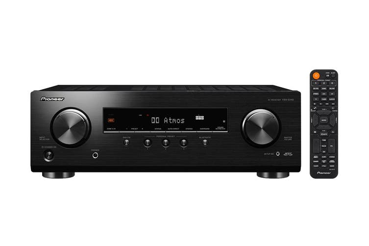 Pioneer 150W 5.1 Channel AV Receiver with 4K HDR & Bluetooth (VSX-534)