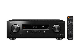 Pioneer 165W 7.2 Channel AV Receiver with 4K HDR, Bluetooth & Dolby Atmos (VSX-834)