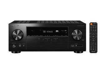 Pioneer 160W 7.2 Channel Network AV Receiver with 4K HDR, Bluetooth, WiFi & Dolby Atmos (VSX-934)