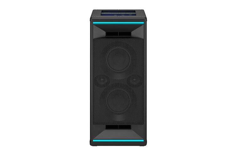 Pioneer 120W One-Box Audio System with LED Illumination and Bluetooth (CLUB5)