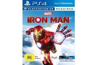 Iron Man VR (PSVR) (PS4)