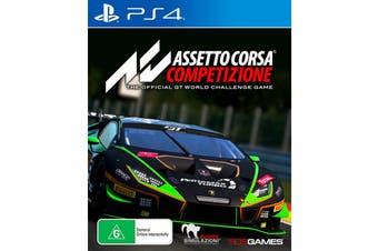 Assetto Corsa: Competizione (PS4)
