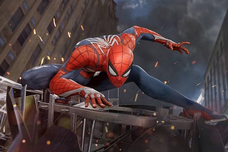 Spider-Man (PlayStation 4, Game of the Year Edition)