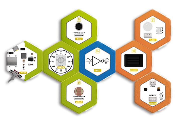 HoneyComb Basic Coding Kit