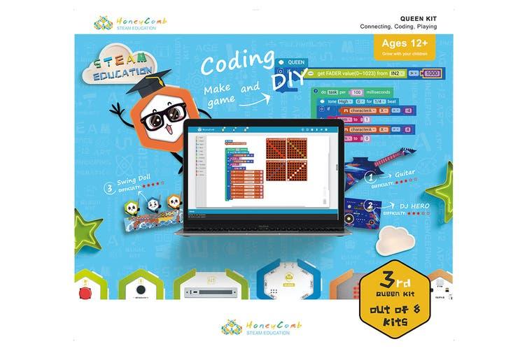 HoneyComb Queen Coding Kit