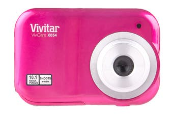Vivitar 10.1MP Digital Kids Camera (Pink)