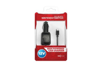 Powerwave Nintendo Switch Fast Car Charger