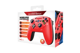 Powerwave Switch Wireless Controller Red