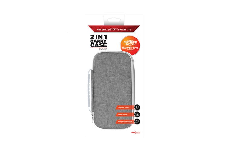 Powerwave Switch 2-in-1 Case Fabric