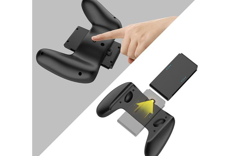 Powerwave Switch Multifunction Joy-Con Charging Grip