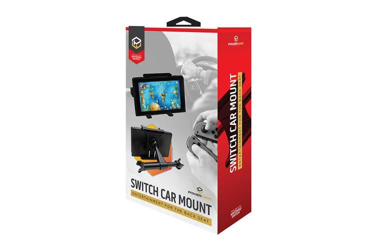 Powerwave Car Mount for Nintendo Switch