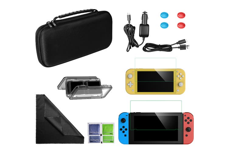 Powerwave Switch Accessory Starter Pack for Nintendo Switch