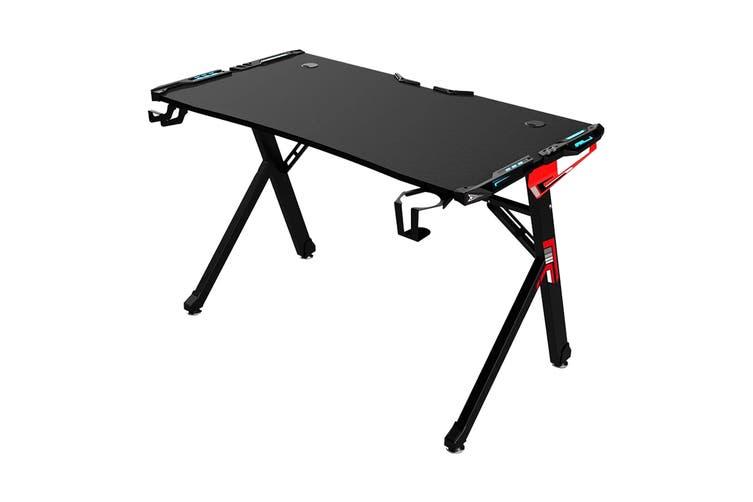 Powerwave Y-Frame RGB Gaming Desk
