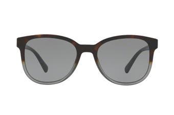 Prada 0PR08US Sunglasses (Havana Gradient Grey) - Grey