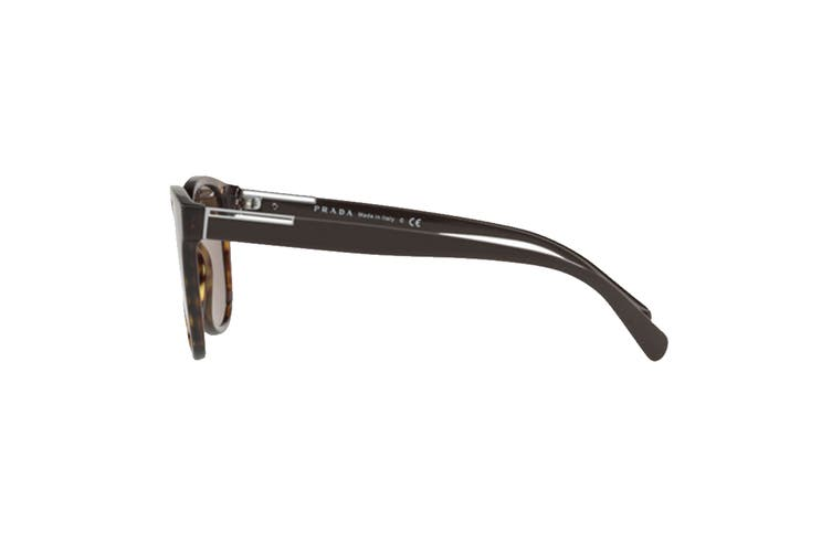 Prada 0PR08US Sunglasses (Havana Brown) - Brown