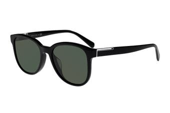 Prada 0PR08USF Sunglasses (Black) - Green