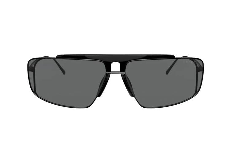 Prada 0PR50VS Sunglasses (Grey/Black) - Black