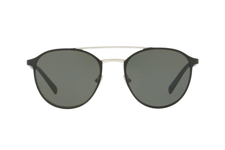 Prada 0PR62TS Sunglasses (Black) - Black