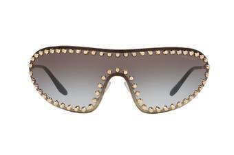 Prada 0PR73VS Sunglasses(Gold) - Gradient Brown