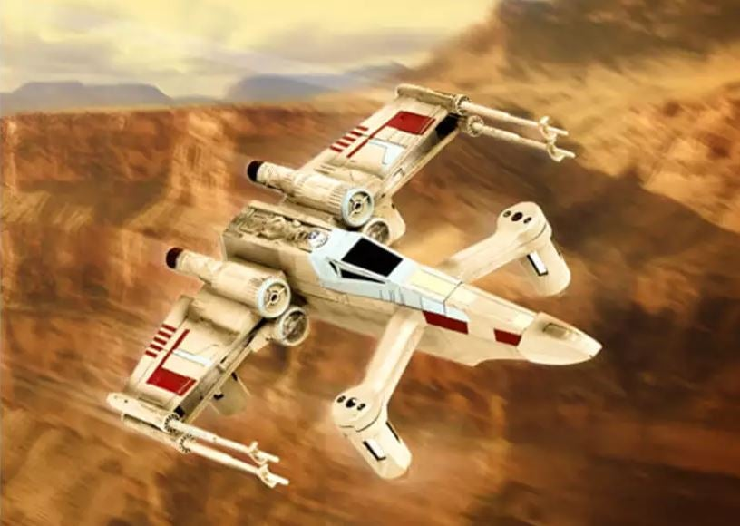 Propel Star Wars T-65 X-Wing Battle Drone