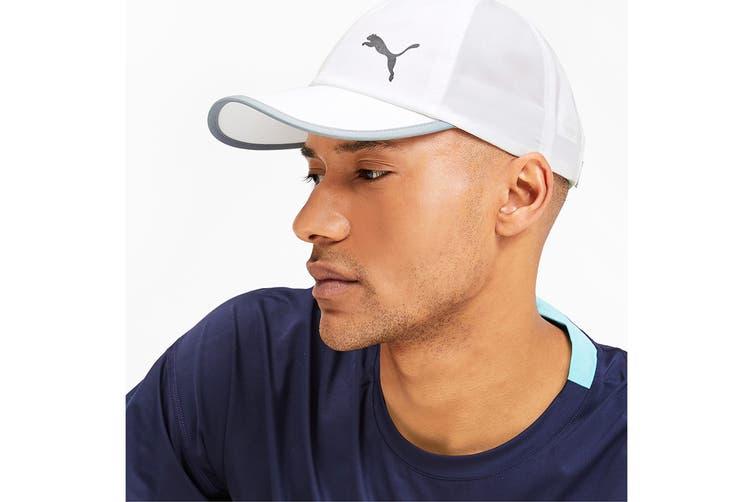 Puma Unisex Ess Running Cap (White-No. 1)