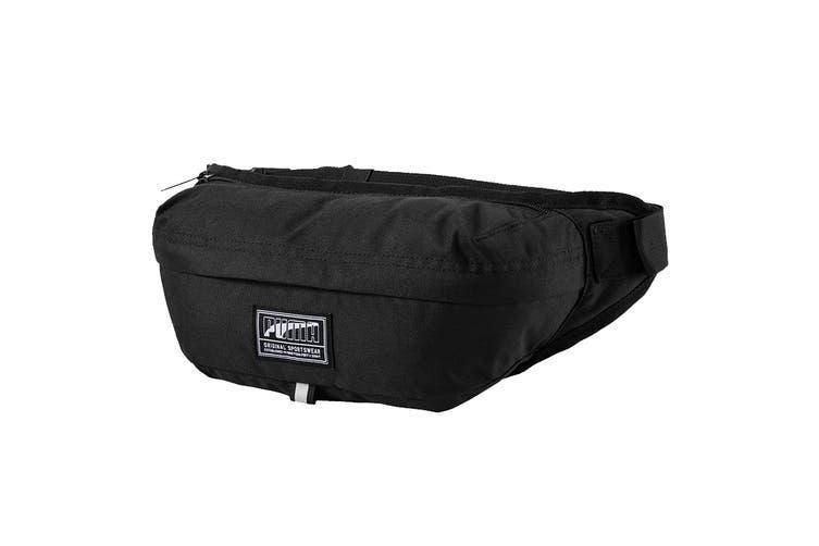 Puma Unisex Academy Waist Bag (Black)