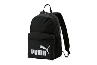 Puma Unisex Phase Backpack (Black)