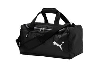Puma Unisex Fundamentals Sports Bag S (Black)