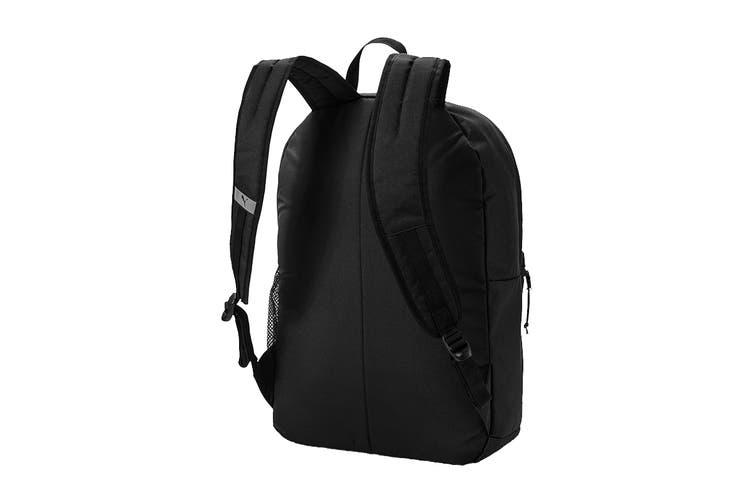 Puma Unisex Academy Backpack (Black)