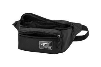 Puma Unisex Academy Waist Bag (Black 01)
