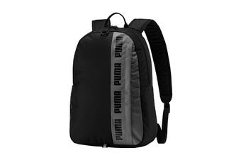 Puma Unisex Phase Backpack II (Black)