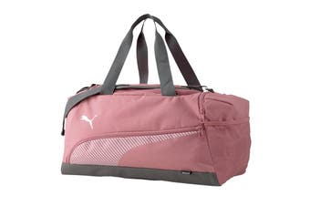 Puma Unisex Fundamentals Sports Bag S (Foxglove)