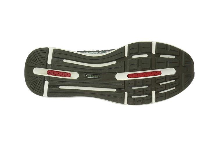 PUMA Men's IGNITE Limitless 2 evoKNIT Laur Shoe (White/Green, Size 11)